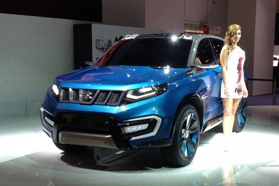 Suzuki iV4