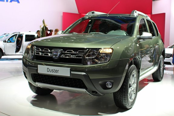 Dacia (Рено) Duster