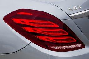 Мерседес-бенз S63 AMG
