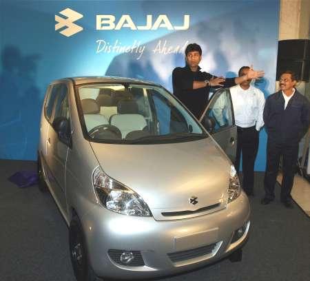 """""""Народный автомобиль"""" от Renault?Nissan и Bajaj будет стоить 2 500 долларов"""