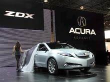 Концепт Acura ZDX дебютировал в Нью-Йорке