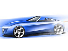 Pininfarina и Alfa Romeo покажут в Женеве совместный  Spider Concept