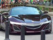 """СМИ: авто Тони Старка из """"Мстителей"""" - будущая Honda NSX"""