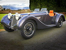 Представлен первый спорткар возрожденной марки Atalanta