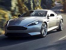 Aston Martin подновил DB9 к Парижскому автосалону