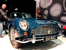 Aston Martin Пола Маккартни, сменивший трех владельцев, продан с аукциона за полмиллиона долларов