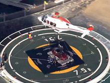 Aston Martin отметил 100-летие, закинув Vanquish на крышу культового небоскреба в Дубае (ВИДЕО)