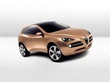 Внедорожник Alfa Romeo покажут в 2015 году