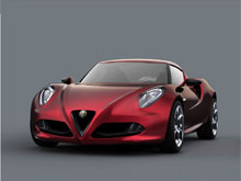 Спорткар Alfa Romeo 4C получит заряженную и открытую версии