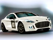 Водородный Aston Martin Rapid впервые проедет суточную гонку в Нюрбургринге