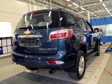 В Петербурге началось серийное производство Chevrolet TrailBlazer