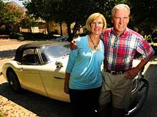Техасцу удалось вернуть автомобиль, угнанный у него 42 года назад