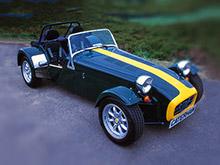 Caterham и Renault Alpine сделают двухместный спорткар