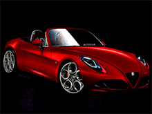 Новый родстер Alfa Romeo получит платформу от Mazda MX-5