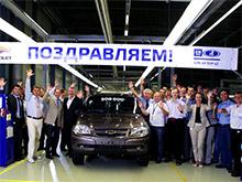 """GM-AvtoVAZ выпустил 500-тысячную """"Ниву"""""""