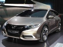 Honda покажет во Франкфурте два новых варианта Civic