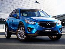 Mazda готовит конкурента Nissan Juke