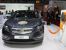 Chevrolet Volt стал доступнее на европейском рынке