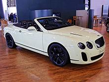 Bentley передумала запускать в серию кабриолет Mulsanne