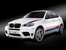 X6 M Design Edition - лимитированная серия от BMW