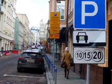 Столичные власти будут штрафовать за неправильную парковку на месяц раньше