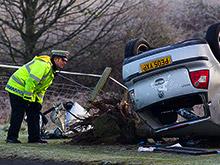 Дорожно-транспортные происшествия нанесли ущерб британской экономике в размере 30 млрд фунтов