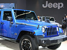 Jeep тестирует конкурента Nissan Juke