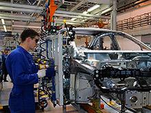 Завод Ford в Ленобласти приостановил работу конвейера на два дня