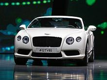 Новый спорткар Bentley GT V8 S выходит на рынки России
