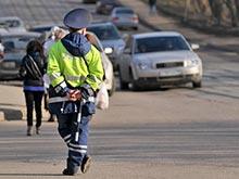 """Выписывать штрафы за парковку в Москве будут """"частные гаишники"""""""