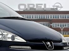 Первой совместной моделью General Motors и Peugeot станет компактный минивэн