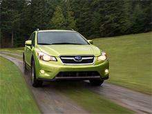Subaru назвала стоимость своего первого гибрида - кроссовера XV