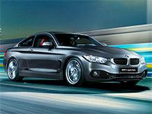 В России стартовали продажи купе BMW 4 Series