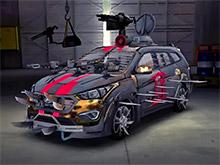 Hyundai представила еще один автомобиль для выживания в зомби-апокалипсисе