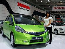 "Honda разрабатывает ""заряженный"" хэтчбек Jazz Type R"