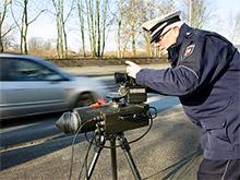 Блиц-марафон: полиция Германии замерила скорость по всей стране