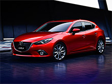 """Mazda готовит к продаже гибридную """"трешку"""". Пока только в Японии"""