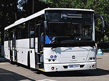 """Олимпийские автобусы для Сочи """"стреляют"""" в пассажиров дверьми, предупреждают водители"""