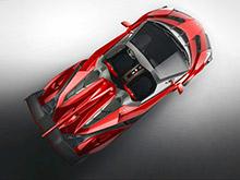 Lamborghini выпустит 9 родстеров стоимостью 3,3 миллиона евро