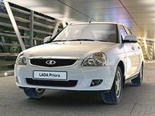 Lada Priora с предпусковым подогревателем обойдется в 384 000 рублей