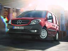 Mercedes-Benz представил минивэн на базе Renault