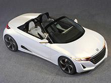 Honda рассекретила бюджетный спорткар S660