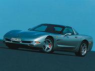 Женева 2003 // Шевроле Corvette