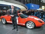 Женева 2003 // Форд GT40