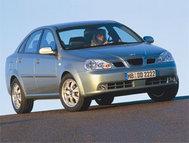 Женева 2003 // GM Daewoo Nubira