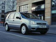 Женева 2003 // Форд Fusion