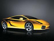 Женева 2003 // Lamborghini Gallardo