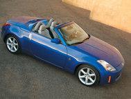 Женева 2003 // Nissan 350Z