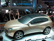 Женева 2003 // Alfa Romeo Kamal