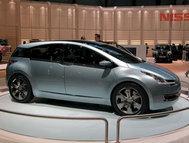 Женева 2003 // Nissan Evalia